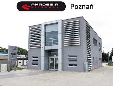 Kontakt Akademiakierowcy Poznań